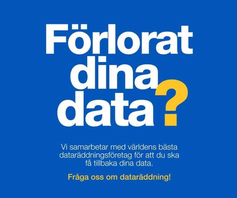 Dataräddning