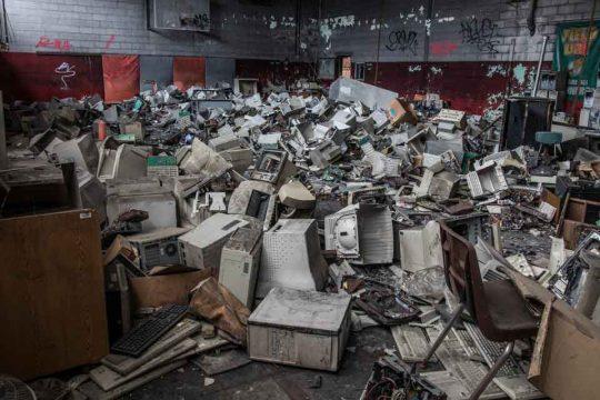 E-avfall