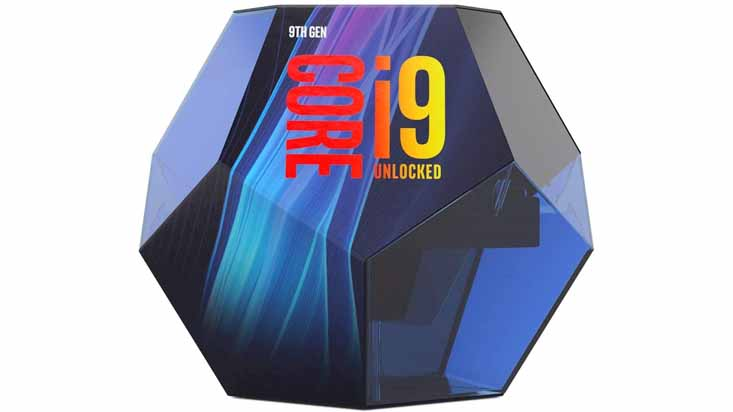 Intel Core i9 9th Gen.
